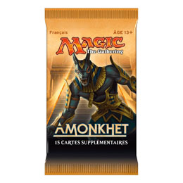 Photo du produit PACK 36 BOOSTERS MAGIC THE GATHERING AMONKHET + PRESENTOIR Photo 2