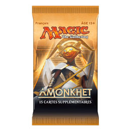 Photo du produit PACK 36 BOOSTERS MAGIC THE GATHERING AMONKHET + PRESENTOIR Photo 3
