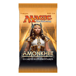 Photo du produit PACK 36 BOOSTERS MAGIC THE GATHERING AMONKHET + PRESENTOIR Photo 4