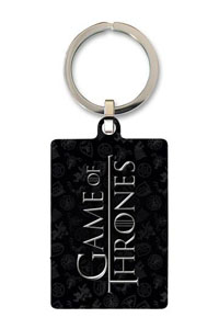 Photo du produit GAME OF THRONES PORTE CLE METAL LANNISTER 6 CM Photo 1