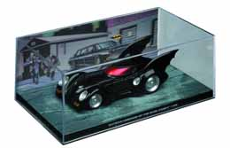 Photo du produit BATMAN AUTOMOBILIA MAGAZINE AVEC VEHICULE 1/43 BATMOBILE (LEGENDS OF THE DARK KNIGHT) Photo 1