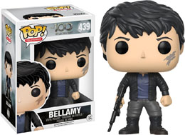THE 100 FUNKO POP BELLAMY BLAKE