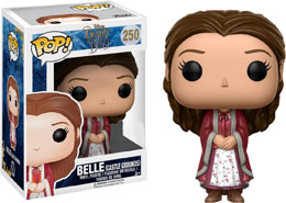 LA BELLE ET LA BETE FUNKO POP BELLE CASTLE GROUNDS