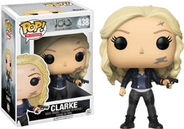 THE 100 FUNKO POP CLARKE GRIFFIN