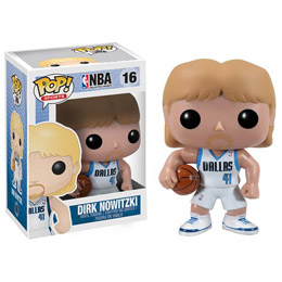 NBA FUNKO POP DIRK NOWITZKI