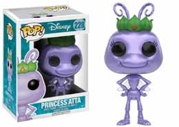 DISNEY FUNKO POP 1001 PATTES PRINCESS ATTA