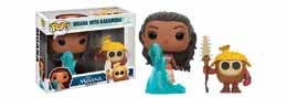 DISNEY FUNKO 2 POP MOANA