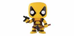 MARVEL FUNKO POP DEADPOOL RAINBOW SQUAD