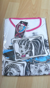 Photo du produit Pyjama manches courtes Monster High