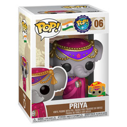 FUNKO POP AROUND THE WORLD PRIYA FUNKO SHOP EXCLUSIVE
