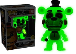 Photo du produit FIVE NIGHTS AT FREDDY'S FUNKO POP TOY FREDDY GITD LIMITED EDITION Photo 1