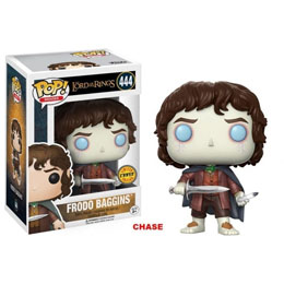 FUNK POP FRODO BAGGINS VERSION CHASE