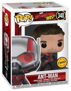 FIGURINE FUNKO POP ANT MAN CHASE EXCLUSIVE (Boîte très légèrement endommagée