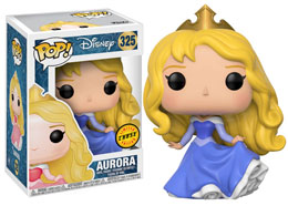 DISNEY FIGURINE FUNKO POP AURORA VERSION CHASE EXCLUSIVE