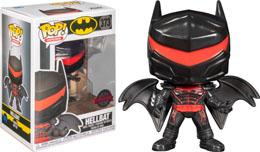 FUNKO POP BATMAN HELLBAT BATMAN EXCLUSIVE