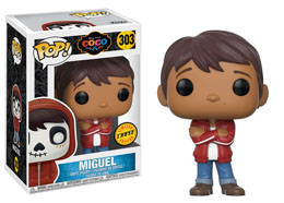FUNKO POP COCO MIGUEL CHASE VERSION EXCLUSIVE