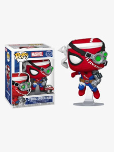 FUNKO POP CYBORG SPIDER-MAN SPECIAL EDITION