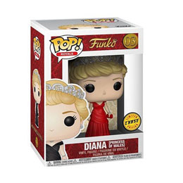 FUNKO POP LADY DIANA VERSION CHASE EXCLUSIVE