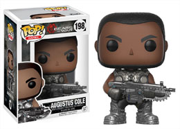 GEARS OF WAR FUNKO POP AUGUSTUS COLE