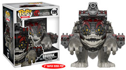 Photo du produit GEARS OF WAR FUNKO POP BRUMAK OVERSIZED 15 CM