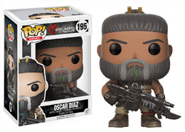 GEARS OF WAR FUNKO POP OSCAR DIAZ