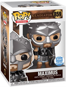 GLADIATOR FUNKO POP MAXIMUS EXCLUSIVE FUNKO SHOP