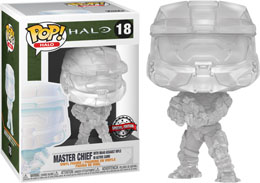 FUNKO POP HALO MASTER EXCLUSIVE