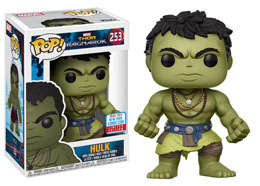 Photo du produit FUNKO POP HULK RAGNAROK CASUAL - NYCC 2017