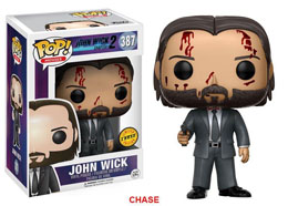 FUNKO POP JOHN WICK VERSION CHASE EXCLUSIVE