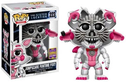 FUNKO POP JUMPSCARE FUNTIME FOXY EXCLUSIVE