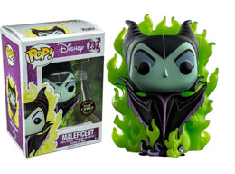 FUNKO POP! DISNEY MALEFICENT GITD VERSION CHASE EXCLU