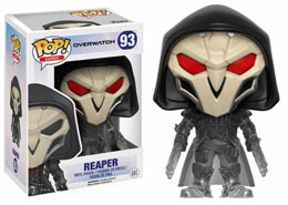 OVERWATCH LIMITED EDITION FUNKO POP SMOKEY REAPER
