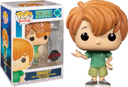 FUNKO POP SCOOB 2020 YOUNG SHAGGY DOO POP EXLUSIVE