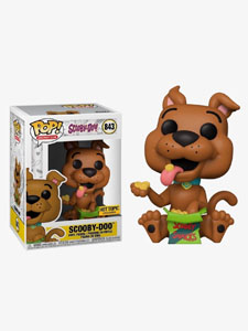 FUNKO POP SCOOBY DOO WITH SNACKS EXCLUSIVE