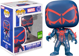 FUNKO POP SPIDERMAN SPIDER-MAN 2099 2021 SPRING CONVENTION EXCLUSIVE