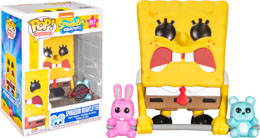 FUNKO POP SPONGEBOB SQUAREPANTS WEIGHTLIFTER EXCLUSIVE