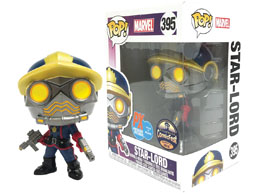 FUNKO POP MARVEL STAR-LORD EXCLUSIVE