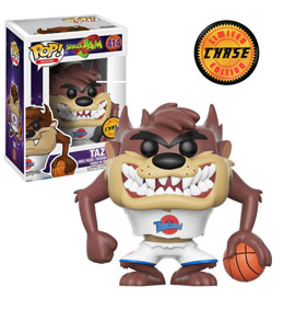 SPACE JAM FUNKO POP TAZ CHASE EXCLUSIVE