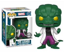 FUNKO POP THE LIZARD EXCLUSIVE FANDEGOODIES