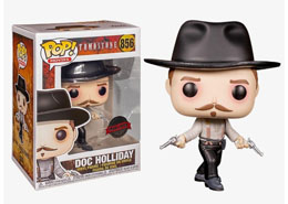 FUNKO POP TOMBSTONE DOC HOLIDAY EXCLUSIVE