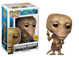 VALERIAN FUNKO POP DOGHAN DAGUIS CHASE EXCLUSIVE