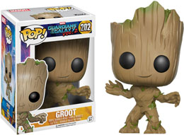 Photo du produit MARVEL GUARDIANS OF THE GALAXY 2 LIFE-SIZE YOUNG GROOT