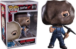 FUNKO POP! JASON VOORHEES EXCLUSIVE