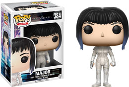 Photo du produit GHOST IN THE SHELL FUNKO POP MAJOR