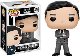 THE GODFATHER MICHAEL CORLEONE GREY SUIT LIMITED EDITION POP!