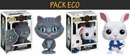 Photo du produit PACK ECO FUNKO POP ALICE 1