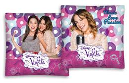 Housse de coussin Disney Violetta