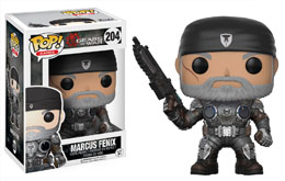 GEARS OF WAR FUNKO POP MARCUS FENIX (OLD MAN)