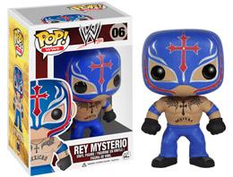FIGURINE FUNKO POP WWE REY MYSTERIO