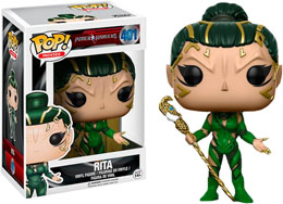 Photo du produit FUNKO POP POWER RANGERS RITA REPULSA